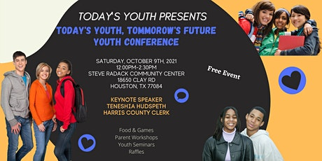 Today's Youth, Tomorrow's Future Youth Conference tickets
