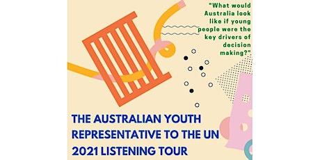 Darebin 2021 United Nations Listening Tour tickets