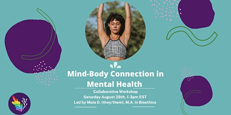 Mind-Body Connection in Mental Health tickets