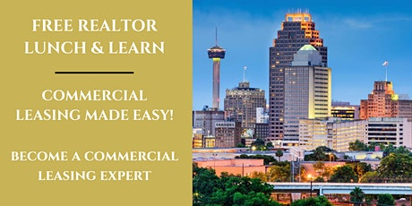 ‼️FREE REALTOR LUNCH & LEARN‼️ [Don't Miss Out On Commercial Commissions] tickets