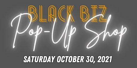 Black Biz Pop Up Shop Vendor Table tickets