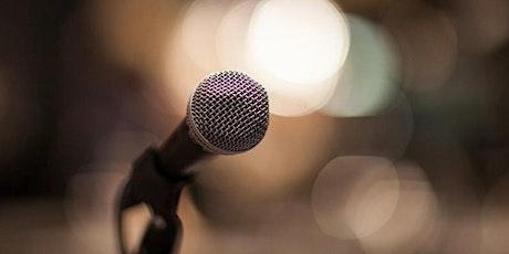 Spoken Word Poetry Night tickets