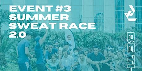 lululemon Run Club August wk1 - Sweat with purpose 2.0: Summer Sweat Race tickets