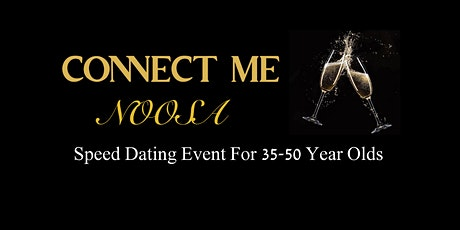 Speed Dating Event for 35-50 Year Olds tickets
