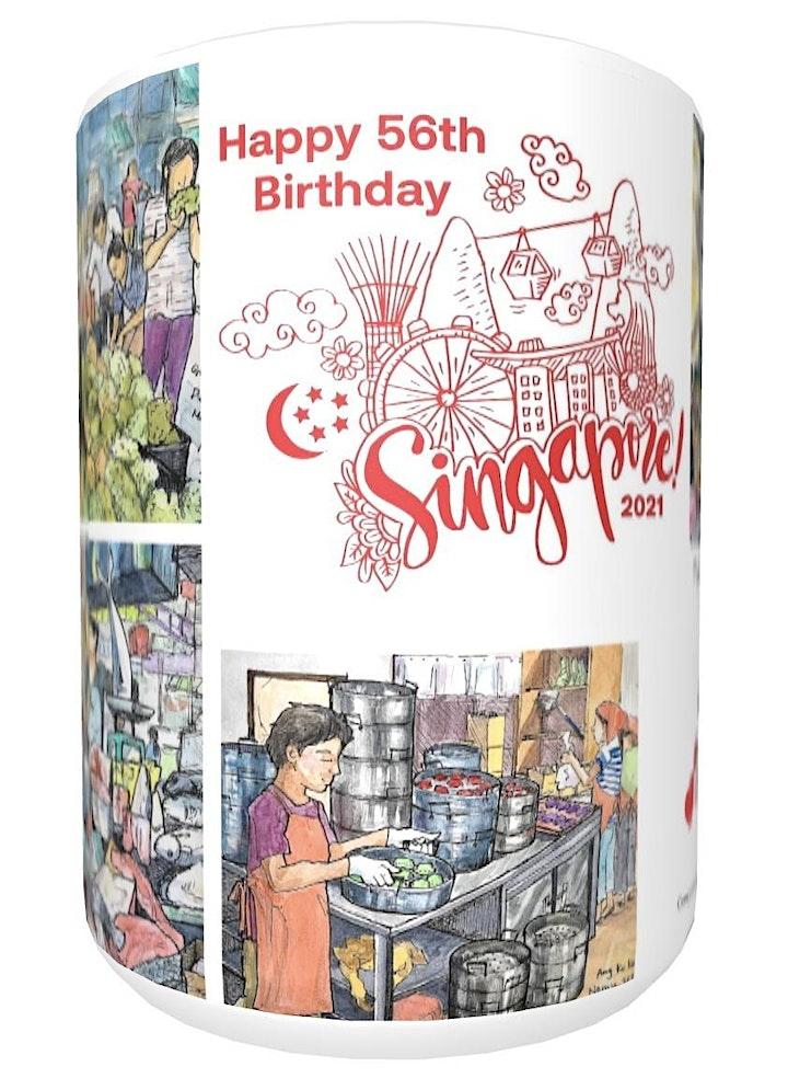 SingaporeConnect National Day Celebration 2021 image