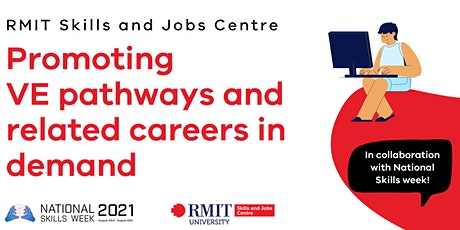 Explore Vocational Education pathways and related careers in demand tickets