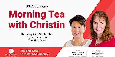 Bunbury, Business Women Australia: Morning Tea with Christin tickets
