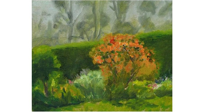 Painting workshops with Therese Williams image