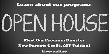 Firecracker Math Live Online Open House: Attend and Get 5% off Tuition tickets