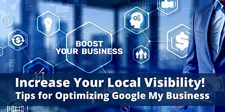 Google My Business SEO Optimization - Expert Tips for Small Businesses tickets