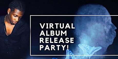 Izayah Fisher (Evolution) Virtual Album Release Party. tickets