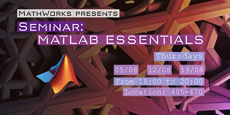 MATLAB Essentials Seminar tickets