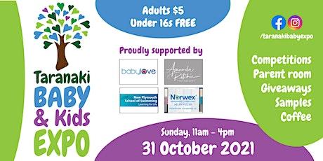 Taranaki Baby & Kids Expo tickets