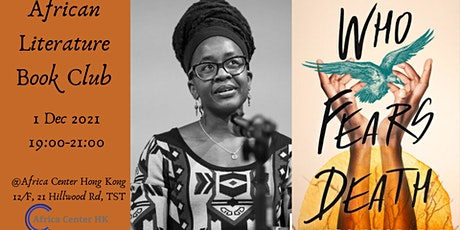 African Literature Book Club |Who fears death tickets