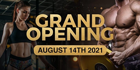 ***NEW FIT AND NUTRITION SHOP GRAND OPENING*** tickets