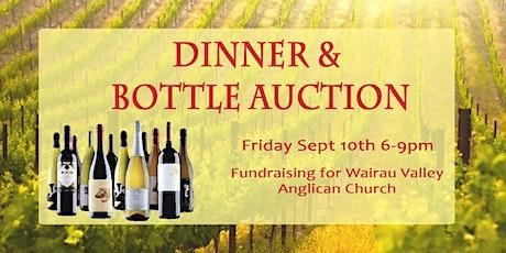 2021 Dinner & Bottle Auction tickets