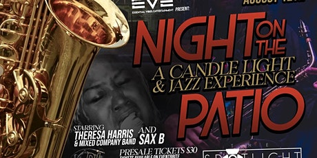 A Candle light  & Jazz Experience tickets