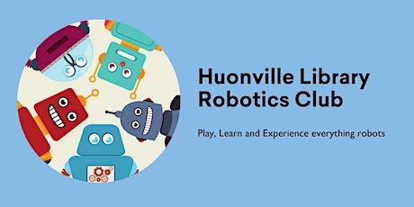 Robotics Club @ Huonville Library (after school) tickets