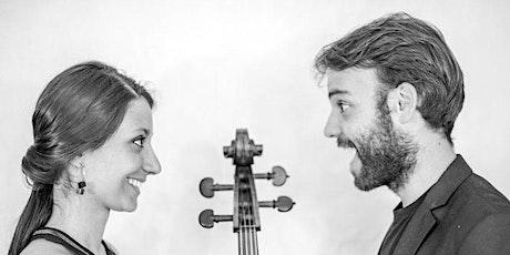 """""""Cello Folk"""" - Dúo Gamma, cello y piano tickets"""