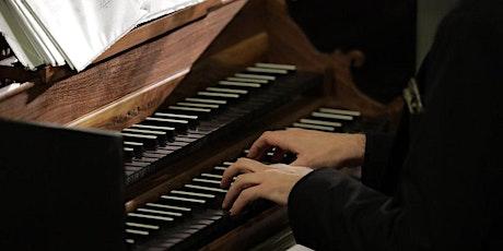 """""""MIcrocosm"""" Concierto de órgano tickets"""