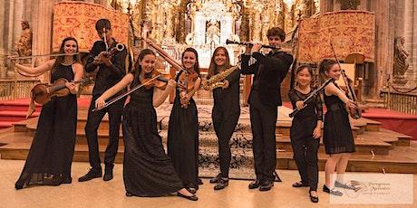 Laureados XI concurso Peregrinos Musicales en la Iglesia de San Francisco tickets