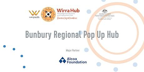 Bunbury Regional Pop Up - 17 & 18th August tickets