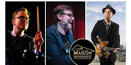 Boom Boom Room presents Stanton Moore Trio tickets