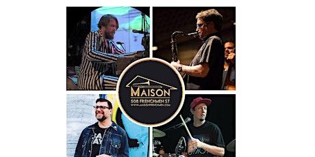 Boom Boom Room presents Worship My Organ tickets