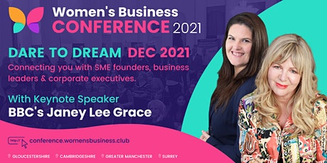 Surrey Women's Business Conference HYBRID tickets