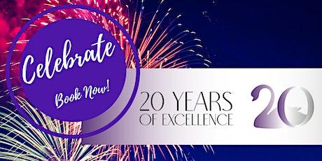PMI WA 20th Anniversary Gala Event tickets