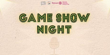 AUMSA x AURC Game Show Night: Breathe for India tickets