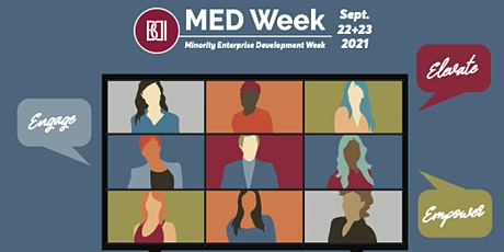 MED Week 2021 - IN PERSON+ tickets