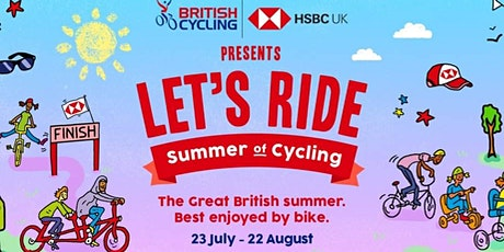 Summer of Cycling - Introductory and Social Ride, tickets