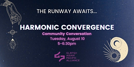Community Conversation on Runway tickets