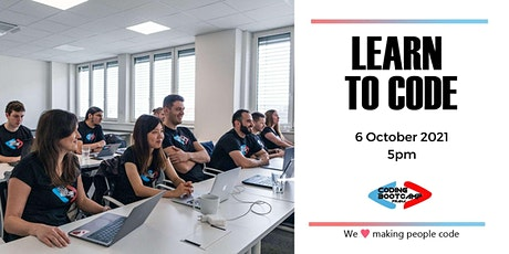 Learn to Code Online Workshop tickets