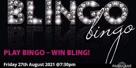 Blingo Bingo tickets