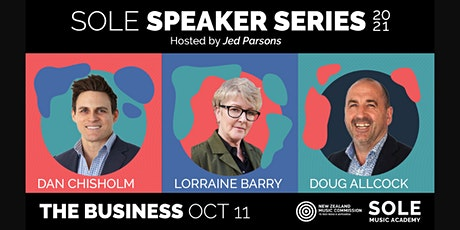 THE BUSINESS - SOLE Speaker Series tickets