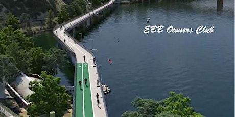 EBB Owners Club - Ride the Riverwalk tickets