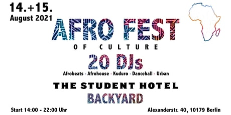 AFRO FEST of Culture Festival - 2Day Ticket Tickets