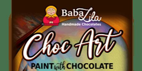 Chocolate Art Workshop tickets