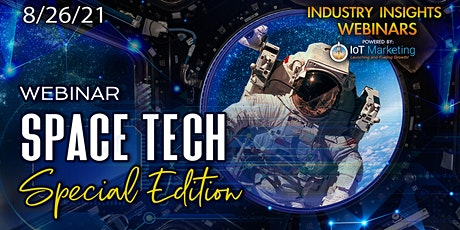 Space Tech Special Edition tickets