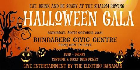 Halloween Gala tickets