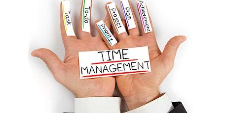 TIME MANAGAMENT: LA GESTIONE EFFICACE DEL TEMPO biglietti