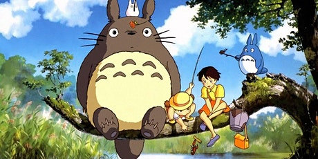 Film Night at Handsworth Park - the family friendly, My Neighbour Totoro tickets