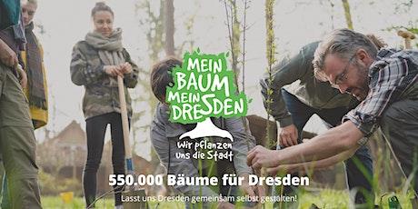 Mein Baum - Mein Dresden Pflanzparty (Seifersdorfer Tal) Tickets