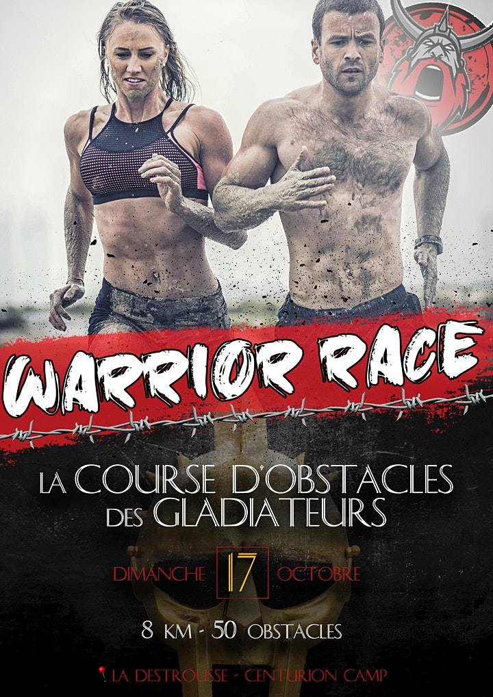 Image pour Warrior Race (Obstacle Race) - 8 km/50 Obstacles