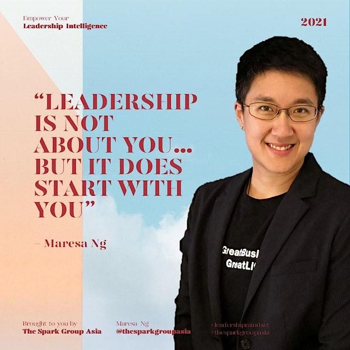 Leadership Livewire: Future of Work & Leadership image