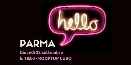 SheTech Connections Parma biglietti