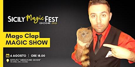 Mago Clap Magic show biglietti