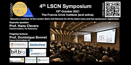 4th Annual London Stem Cell Network Annual Symposium tickets